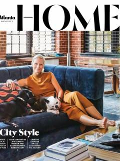Atlanta Magazine's Home, Winter 2019