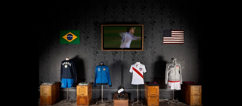 Nike World Cup Wallpaper