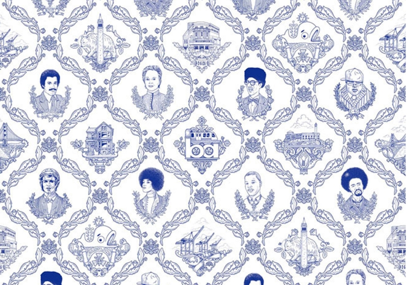 Time To Get Hyphy: Introducing the Bay Area Toile