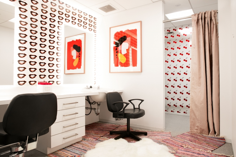 Cosmopolitan Office Revamp