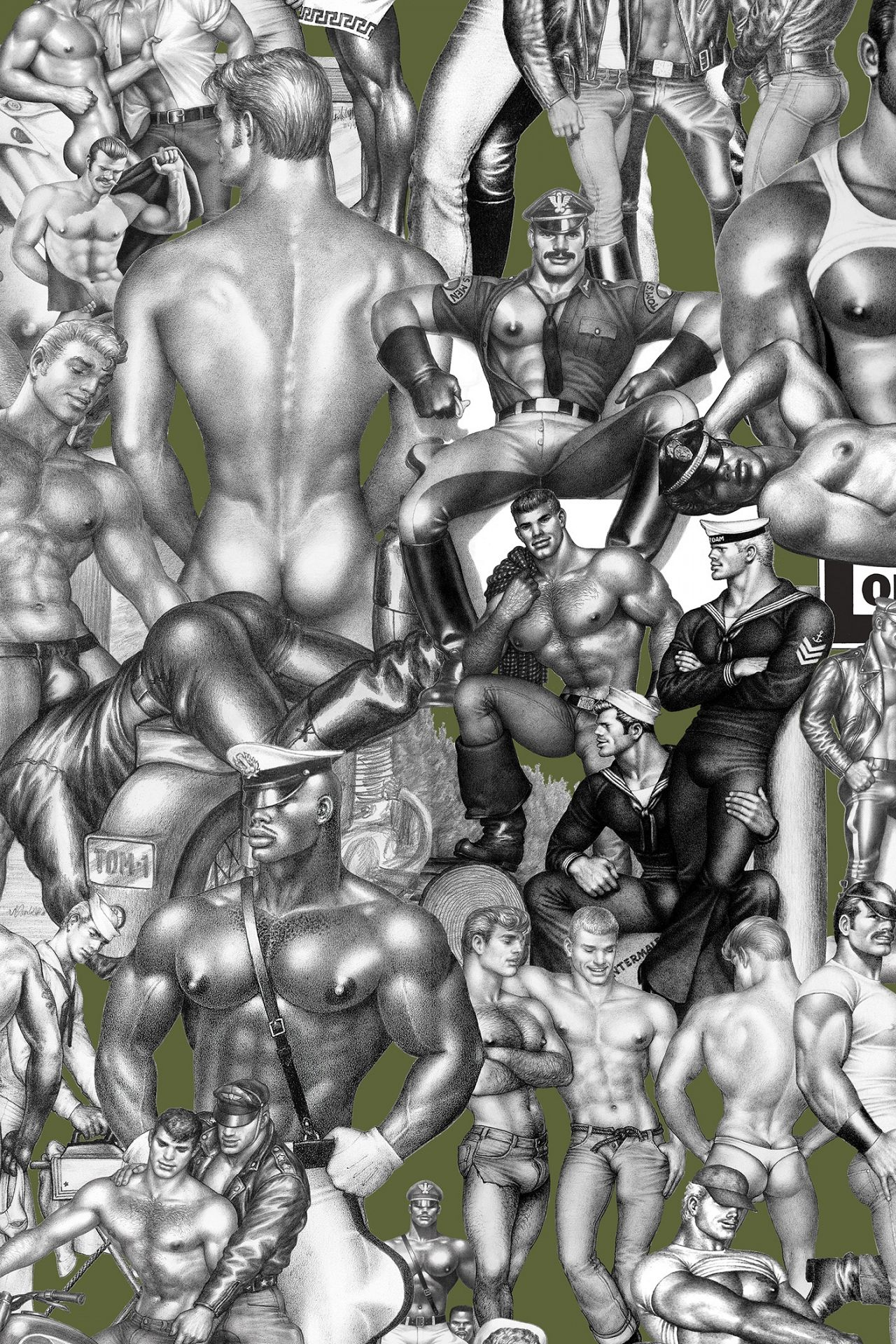 Tom of Finland TAME