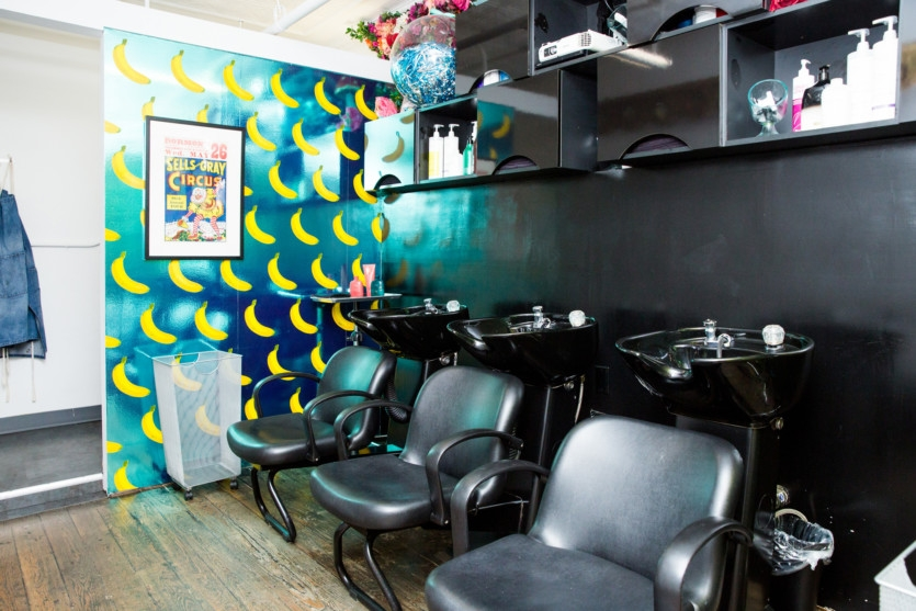 Wonderland Beauty Parlor on Coveteur