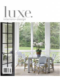 Luxe interiors + Design, July/August 2020