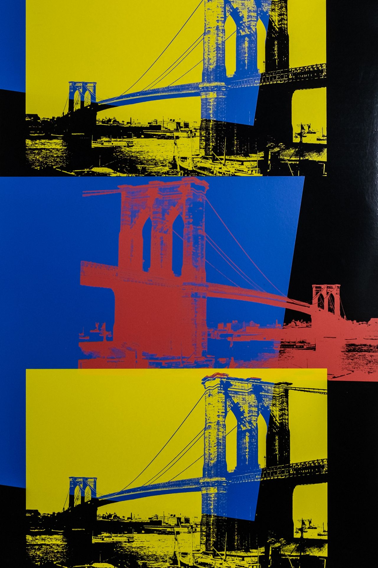 Warhol Brooklyn Bridge