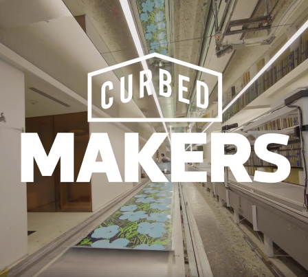 Curbed Makers featuring Flavor Paper