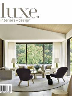 Luxe Interiors + Design, November/December 2019