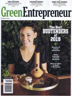 Green Entrepreneur, December 2019