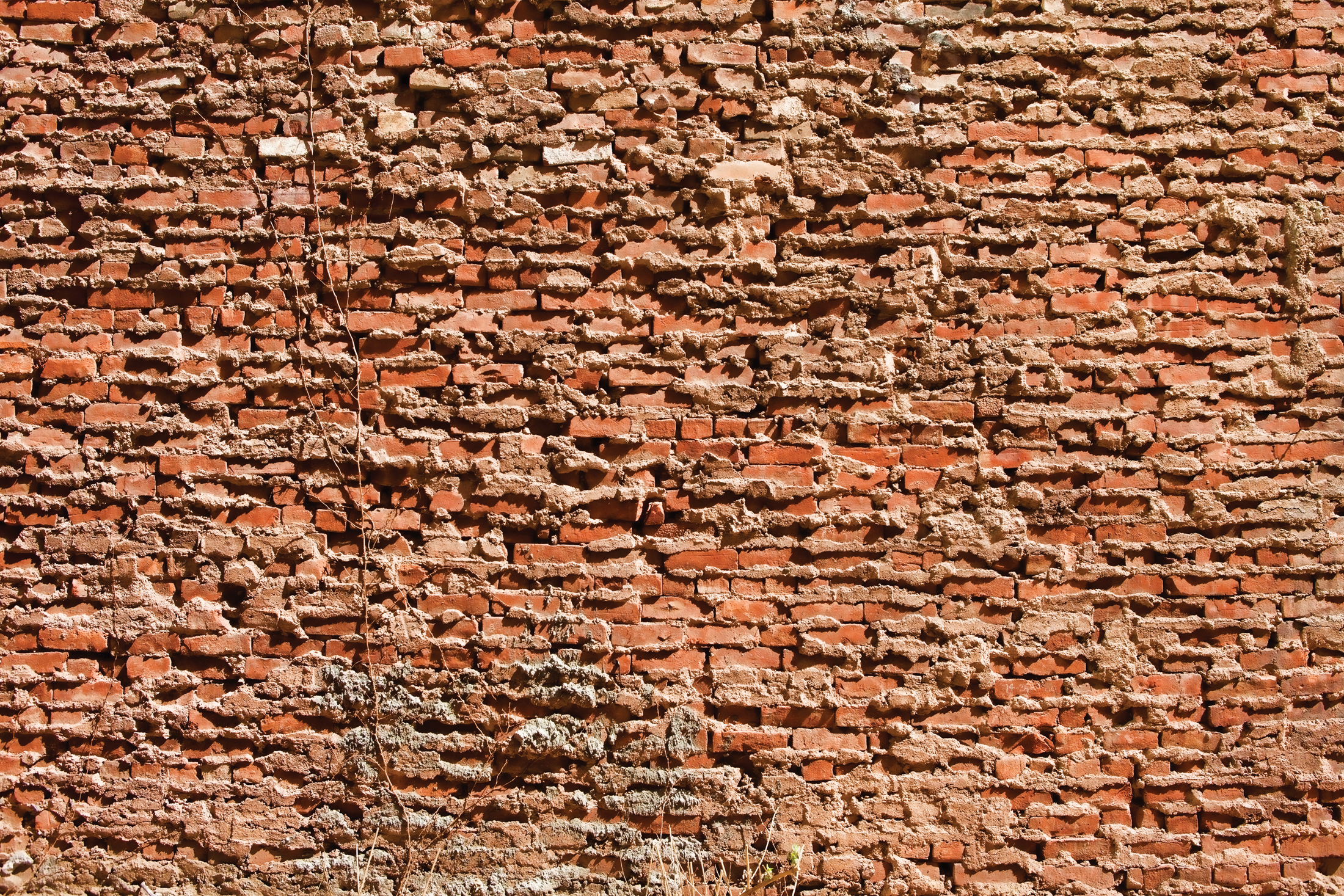 Soho brick wall flavor paper for Wall to wall paper