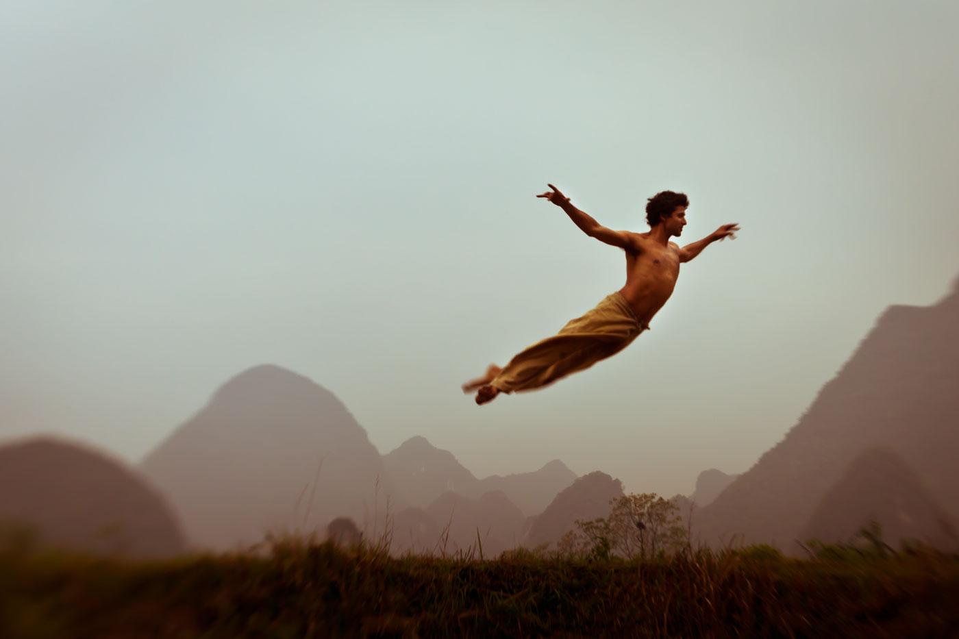 leap of faith flavor paper